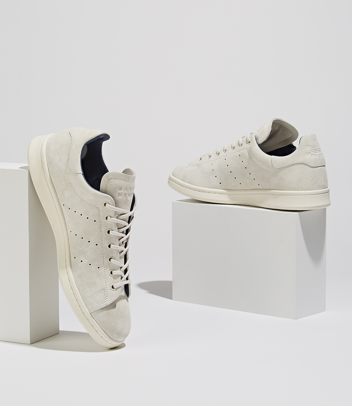 BNY Sole Series : Adidas Sneakers